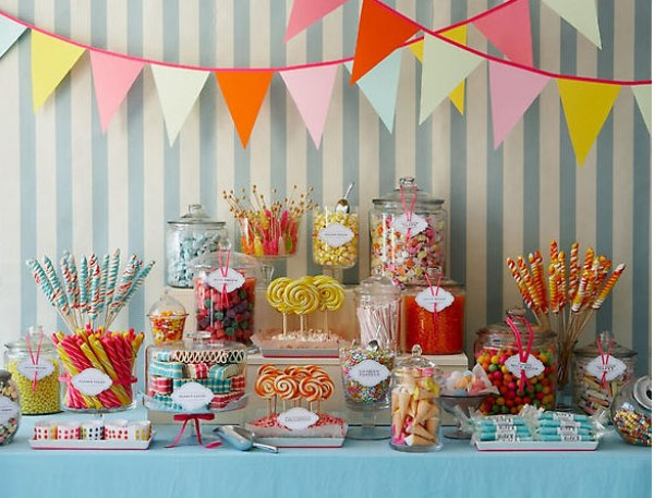 16 party food stations