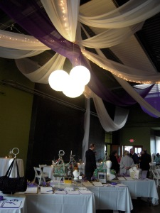 Decor and Silent Auction